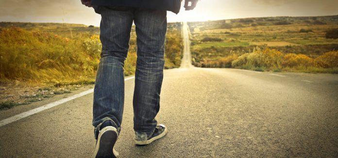 a longa estrada da vida