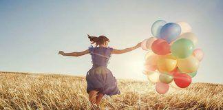 Buscar a felicidade em cada amanhecer