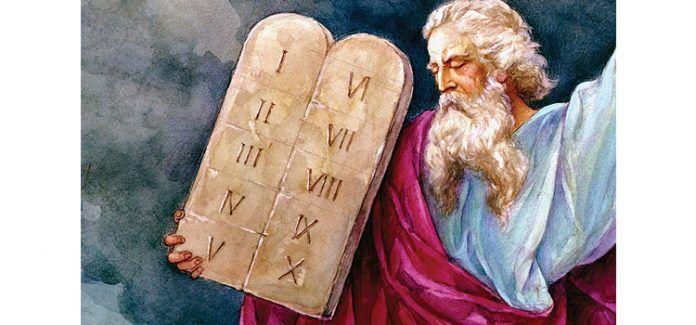 Os Dez mandamentos explicado