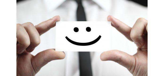 Ser feliz no trabalho realizado