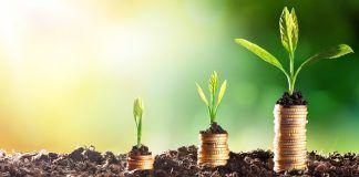 A riqueza é fruto de nosso trabalho temos que plantar para colher