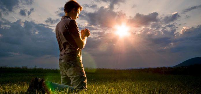 As bem-aventuranças é confiar e ter esperança em Deus