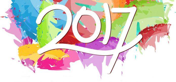 Ano novo 2017 - Happy New Year
