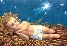 Feliz Natal! Não tenhamos medo de contemplar a mensagem e viver o testemunho do Menino Jesus na manjedoura!