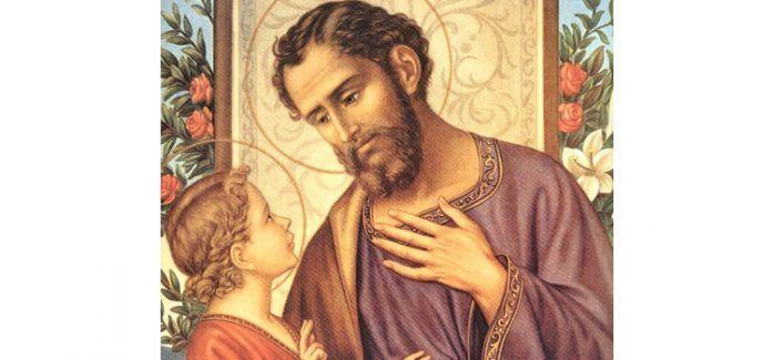 O anjo anuncia a missão de São José