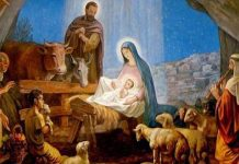 Presépio, Natal Deus se fez pequeno e próximo