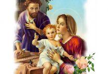 A Sagrada família em nosso lar
