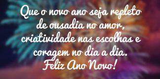 Adeus ano velho e feliz ano novo