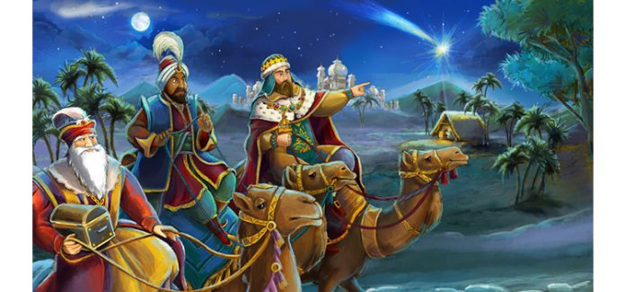 Epifania, o Senhor se manifesta a todos os povos