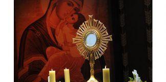 CAtequese Como fazer uma boa adoração ao Santíssimo Sacramento?