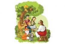 parabolas de jesus para crianças