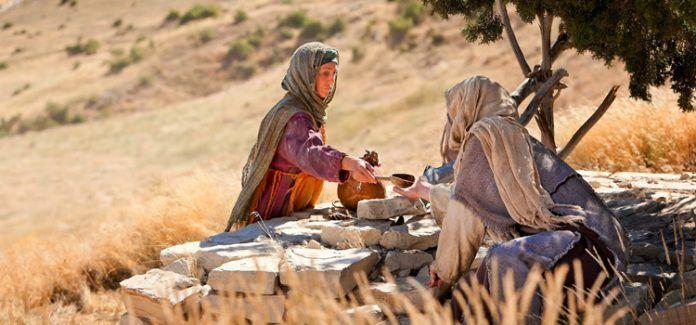 Catequese e formação A samaritana e o amor de Deus a todo