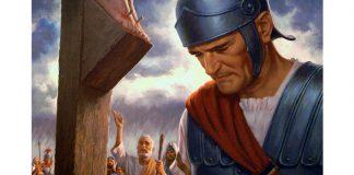 Catequese - São Longuinho, o soldado que perfurou o lado de Jesus