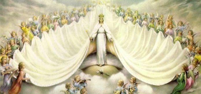 Catequese e formação - A oração escondida no fim da Ave-Maria