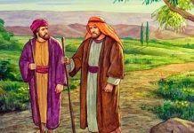 O vai e vem - Reflexão do Evangelho dos discípulos de Emaús