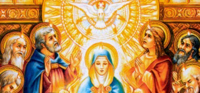Pentecostes, Um Espírito Consolador