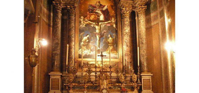3 motivos para visitar Jesus no sacrário