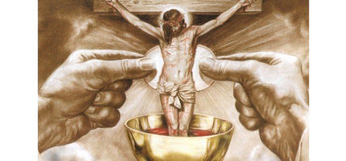 A procissão dos famintos - Corpus Christi