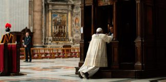 Por que só o padre pode perdoar os pecados?