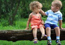 Aprenda com a inocência de cada criança