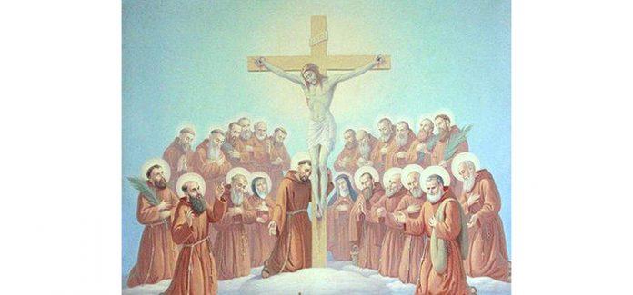 Venerar os santos, adorar somente a Deus