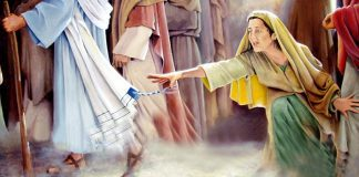 A Hemorroíssa (Lucas 8,43-48)