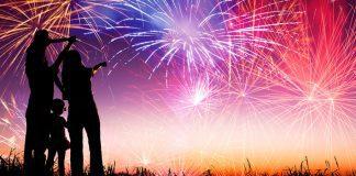 Um Ano Novo abençoado