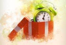 Promessa de fé para o Ano Novo