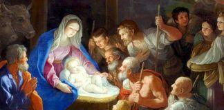 Por amor, Jesus nasce para nos salvar!