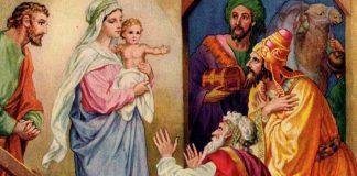 Manifestação de Jesus às nações!