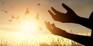 A humildade nos une a Deus