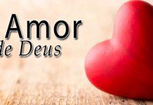 O amor de Deus em Jesus, nosso Redentor!