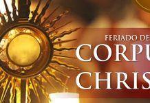 Corpus Christi e Eucaristia