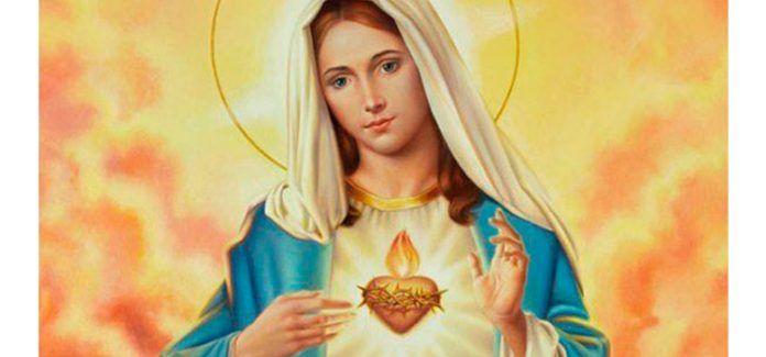 O Coração de Maria nos aponta para testemunhar o Cristo!