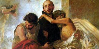 São Camilo de Lellis - Patrono dos Enfermos