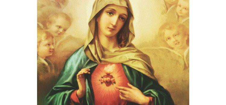A presença de Maria