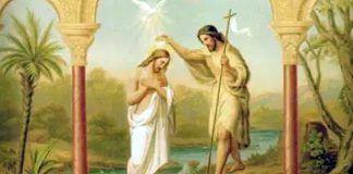 Batizados em Cristo!