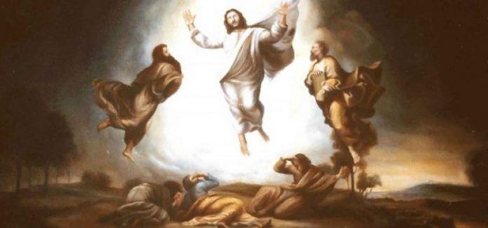 Alegria na Transfiguração