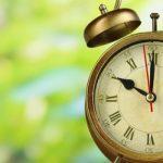 Nós vivemos em função do tempo e para isto é preciso viver bem