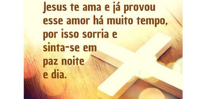 Jesus Cristo, nosso único e (e)terno amor