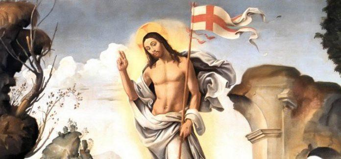 ressureição jesus deixou o sepulcro