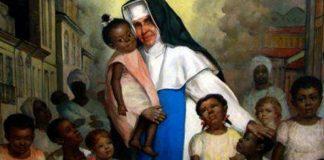 santa irmã dulce dos pobres