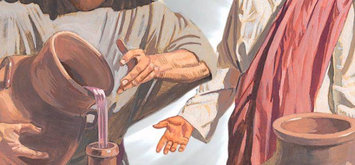 talhas de barro milagre bodas de Caná