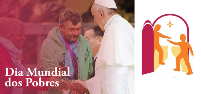 dia mundial dos pobres e papa fgrancisco