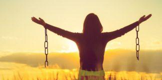 pessoa livre ao perdoar