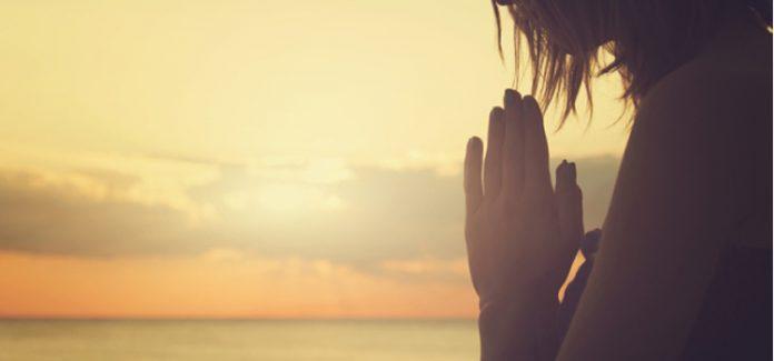 rezar para alguem que nos faz sofrer