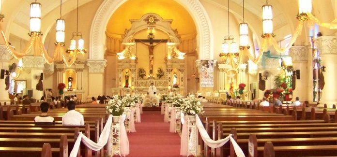 riqueza da igreja