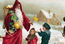 São nicolau e a história do verdadeiro Papai Noel