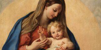 Maria Mãe de Deus e a Paz