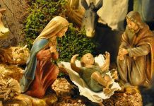 presépio natalino